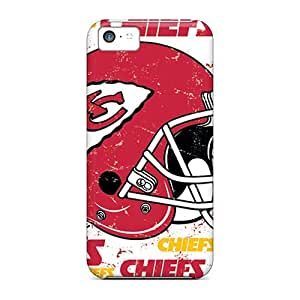 Fashion Nbj15918CRLI Cases Covers For iPhone 6 4.7(kansas City Chiefs)