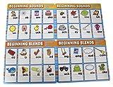 Phonics Dry Erase Activity Pages - Teacher Language Arts Supplies - Spelling Writing Activity ESL