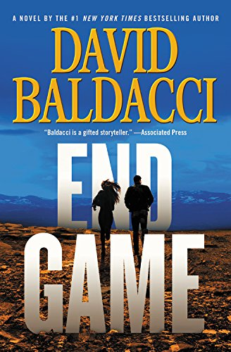 End Game (Will Robie Series) David New Book