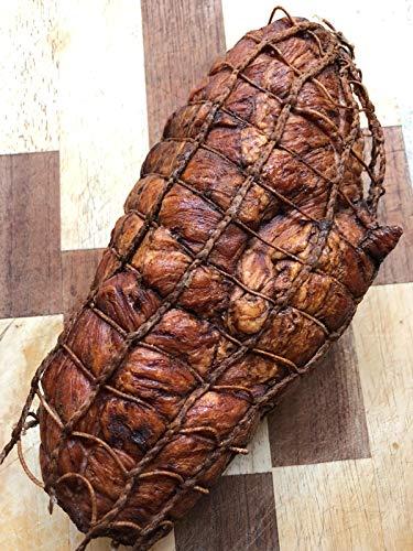 Leckerer polnischer knuspriger Schinken / szynka krucha aus der alten Speisekammer, ca. 1,2kg (24,91Euro/Kg)