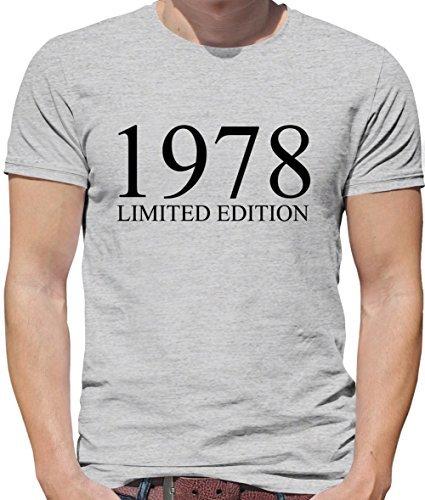 Dressdown Edición Limitada 1978-Camiseta Hombre-13 Colores ...