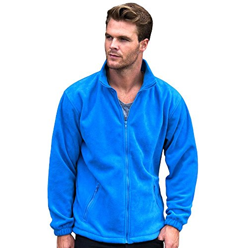 Result - Unisex Micron Fleecejacke / Electric Blue, 3XL