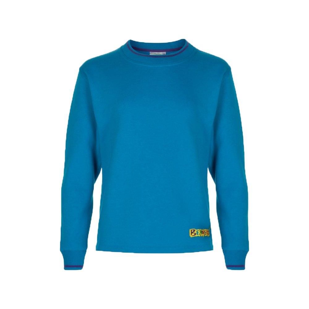 Beaver Tipped Sweatshirt - 26 4297
