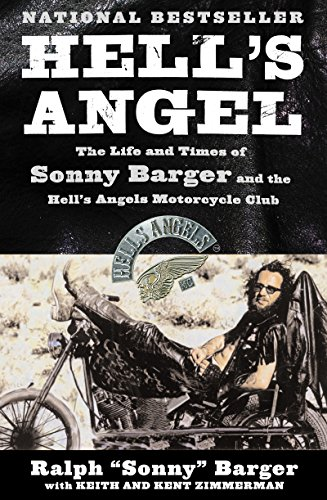 Hell's Angel: The Autobiography Of Sonny Barger cover