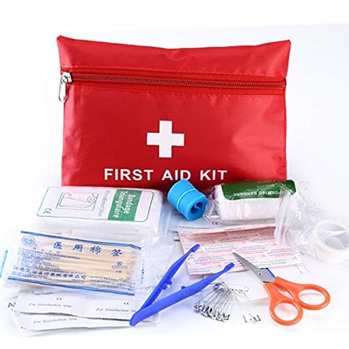 Tosmisy ファーストエイド キット FIRST AID KIT 防災セット 応急処置11種類セットの商品画像