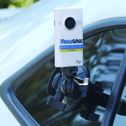 Panavise 809 Camera Window Suction-Cup Mount