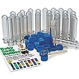 Baby Soda Bottles - 15 Jumbo Plastic Test Tubes