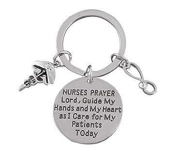 Llavero de enfermera, regalo de enfermera, llavero de ...