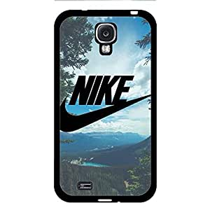 Image Design Nike Cover Phone Case for Samsung Galaxy S4 I9500 Brand Logo Series Premium Cover Case the Logo of Nike