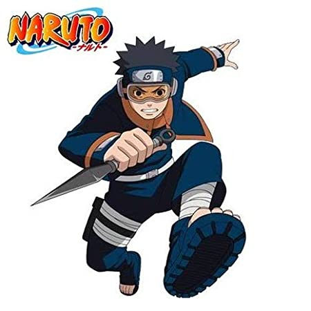 Jacone Naruto Shippuden Hidden Leaf Village Metal Plated Headband / Forehead Protector Anime Cosplay Accessories Black Color