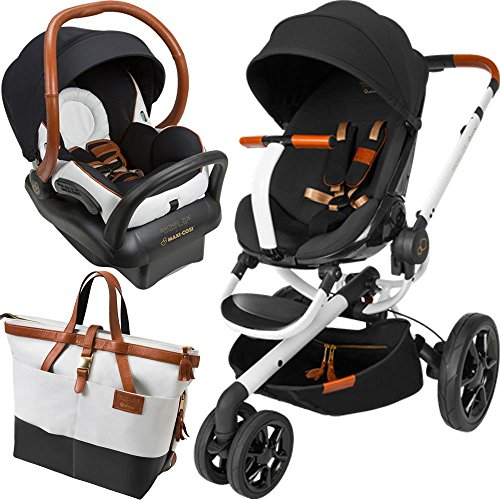 Quinny Moodd Special Edition City-Smart Travel System Jetset