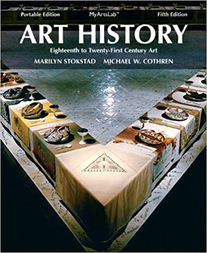 art history portables book 6 18th 21st century plus new mylab arts with etext access card package 5th edition