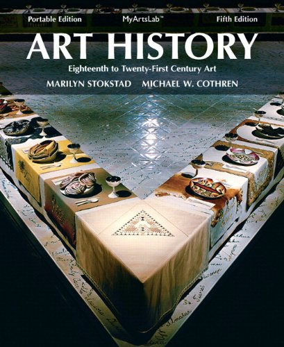 Art History Portables, Book 6 18th - 21st Century Plus New