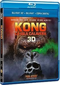 Kong: La Isla Calavera Blu-Ray 3d [Blu-ray]