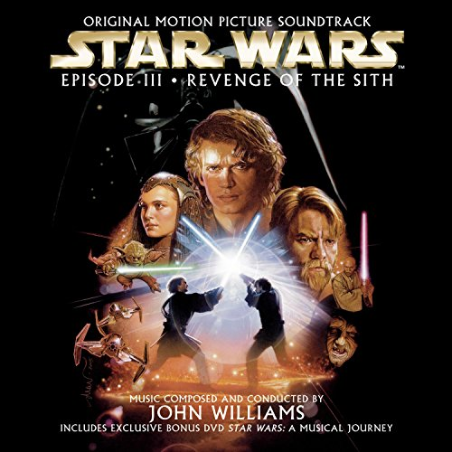 Star Wars Episode III: Revenge of the Sith - Original Motion Picture Soundtrack (Star Wars Revenge Of The Sith Trailer 2)