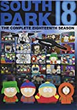 DVD : South Park: Season 18