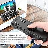 LEKU Remote Control Replacement - Computer Speaker