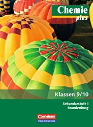 Chemie plus - Neue Ausgabe - Sekundarstufe I - Brandenburg: 9./10. Schuljahr - Schülerbuch
