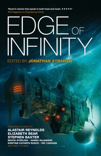 Edge of Infinity: Fourteen New Short Stories by Stephen Baxter ( 2012 ) Paperback ()