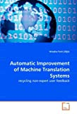 Automatic Improvement of MacHine Translation Systems, Ariadna Font Llitjós, 3639200446