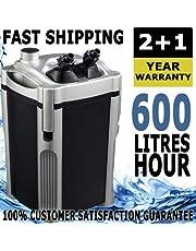 Nautilus Filter (600 Canister Filter 600LH)