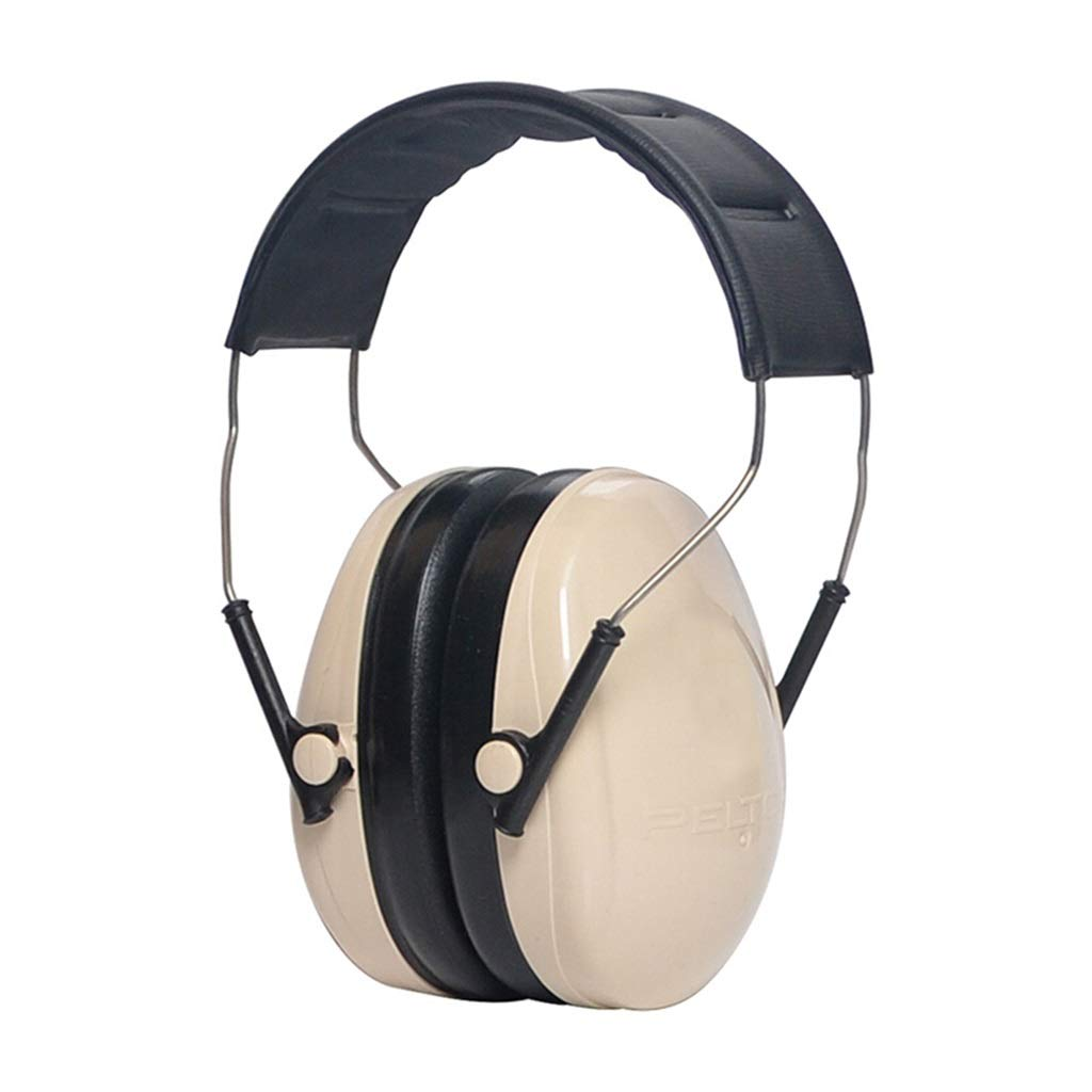 DLYDSS Ear Defenders,Protective Earmuffs,Noise Reduction Ear Muffs - NRR 21dB /SNR 27dB for Study Sleeping Work Hunting Cancelling by DLYDSS