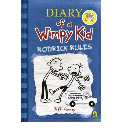 Download Rodrick Rules: Diary of a Wimpy Kid (Diary of a Wimpy Kid) (Paperback) By (author) Jeff Kinney PDF