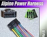 Alpine Wire Harness CDE-9852 CDE-9870 DVA-9860 DVA-9861 IDA-X001 IVA-D900