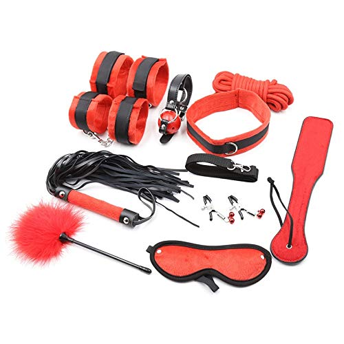 Spanking Paddle - bdsmm Slave Game Bondage Love Toys Hand Ankle Cuffs Neck Collar Mask Erotic Feather Nipple Clamp Hogtie Rope Whip Spank Paddle by DECOTSX