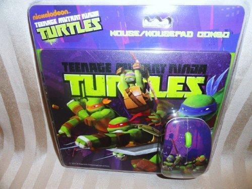 Price comparison product image Nickelodeon Teenage Mutant Ninja Turtles Mouse / mousepad Combo