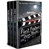 Anthony Carrick Hardboiled Murder Mysteries: Box Set (Books 1-3)