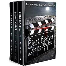Anthony Carrick Hardboiled Murder Mysteries: Box Set (Books 1 - 3)