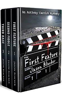 Anthony Carrick Hardboiled Murder Mysteries ebook