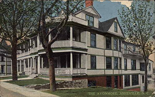 the-avonmore-asheville-north-carolina-original-vintage-postcard