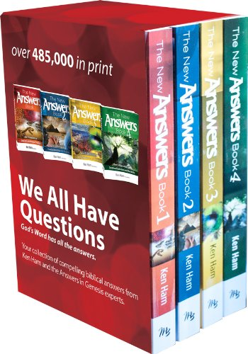 4-Volume-Answers-Book-Box-Set