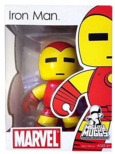 Hasbro Marvel Legends Mighty Muggs Series 1 Figure Iron Man - Mighty Muggs Ironman
