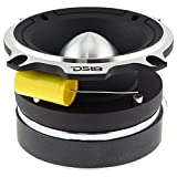 DS18 PRO-TW420 Aluminum Super Bullet Tweeter 1.75-Inch 550W Max / 275W Rms with Built in Mylar Capacitor Filter (1 Speaker)