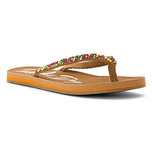 Rocket Dog Women's Panama White Multi Rainbow ...