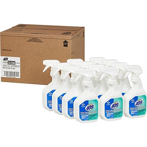 Formula 409 10044600353064 Cleaner Degreaser Disinfectant, Spray, 32 oz, 32 V (Pack of12)