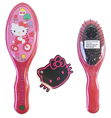 Hinchable con diseño de Hello Kitty cepillo con cerdas: Amazon.es ...