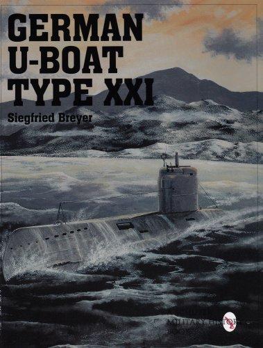 Xxi U-boat - 1
