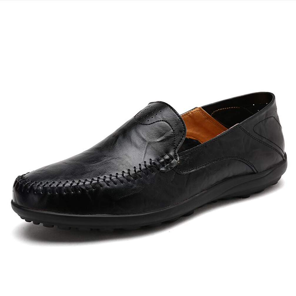 Phil Betty Men Loafers Shoes Slip On Breathable Comfortable Casual Flats Shoes