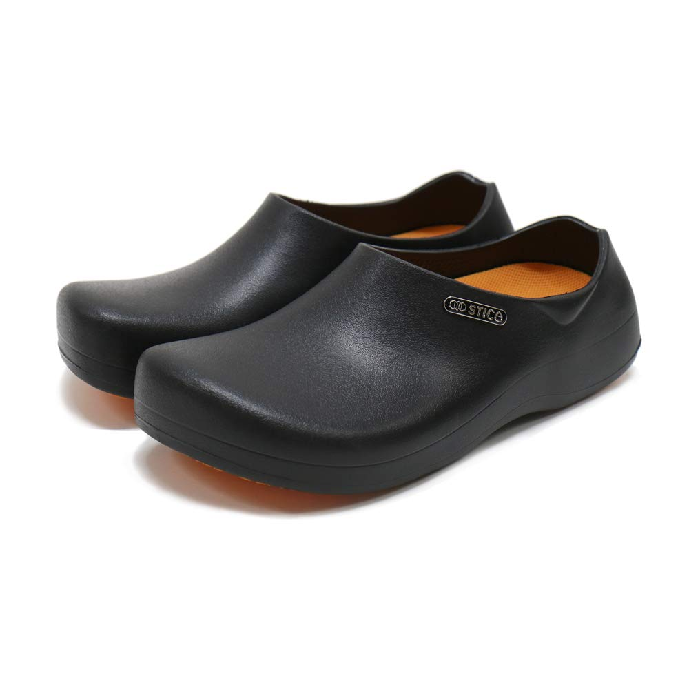 STICO] Slip Resistance Shoes for Chef and Nurse NEC-03 (US) M12-12.5 W13-13.5 by Stico (Image #1)