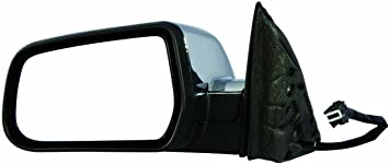 Depo 335-5422L3ECH Chevy Equinox//Pontiac Torrent Driver Side Chrome Heated Power Mirror with Memory