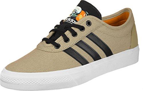 adidas Herren Adi-Ease Laufschuhe Mehrfarbig (Raw Gold S18/core Black/ftwr White)