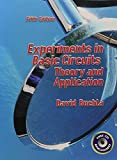 Experiments in Basic Circuits 9780130986696