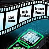 OBD2 Scanner Engine Check Light Fault Code Reader