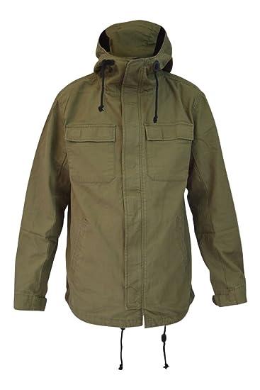 7816cedcc93bc Ex H&M - Blouson - Homme - Vert - Small: Amazon.fr: Vêtements et ...