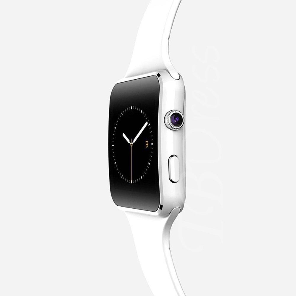 TechComm V7 Bluetooth and GSM Unlocked Smart Watch with Camera