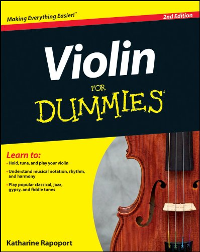 Violin For Dummies, 2nd Edition Pdf